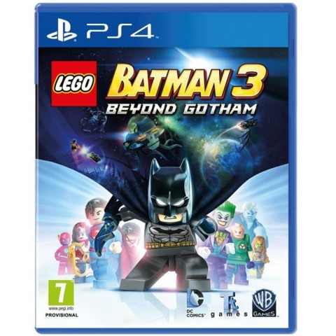 Lego Batman 3 : Beyond Gotham - PS4