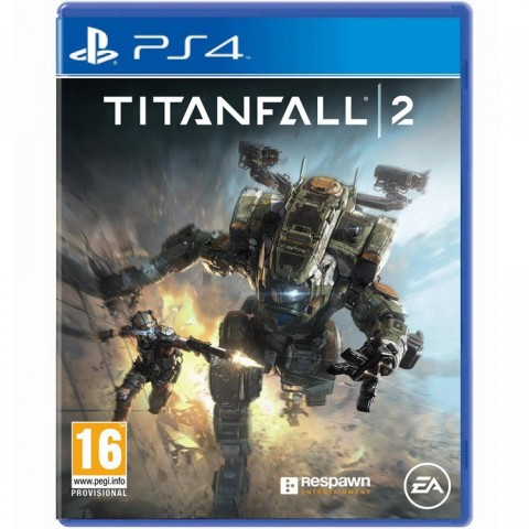 Titanfall 2 - PS4 کارکرده