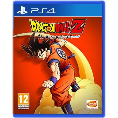 Dragon Ball Z: Kakarot - PS4 کارکرده