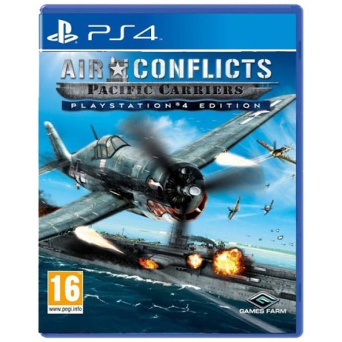 Air Conflicts - PS4 کارکرده