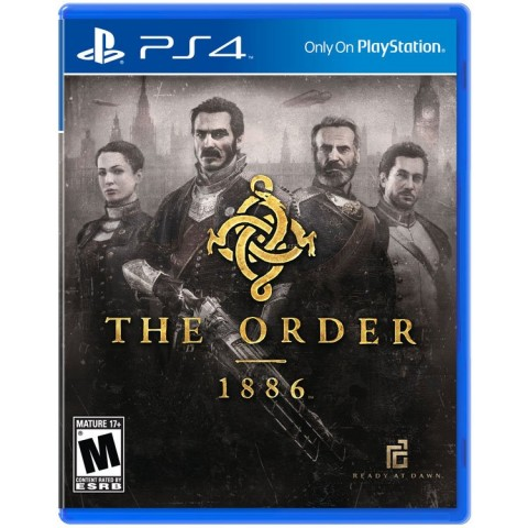 The Order 1886 - PS4 کارکرده