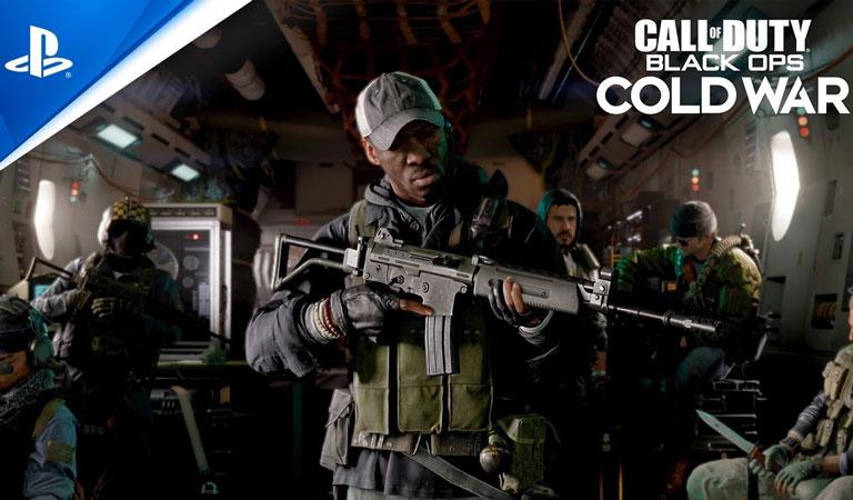 تریلر بخش چندنفره Call of Duty: Black Ops Cold War منتشر شد