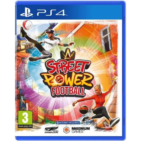 Street Power Football - PS4 کارکرده