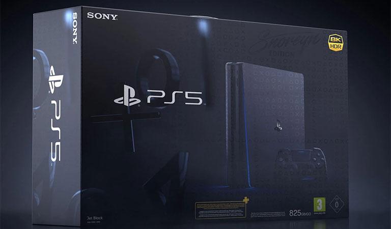 یک مورد ناشناخته در محتویات جعبه PS5