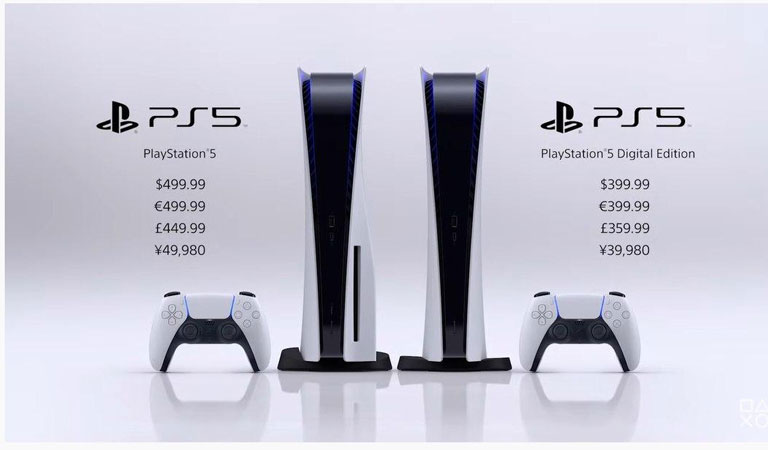 قیمت و تاریخ عرضه  PS5 مشخص شد