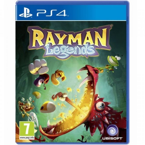 Rayman Legends - PS4 کارکرده