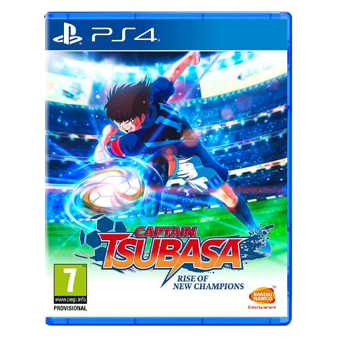 Captain Tsubasa: Rise of New Champions - PS4 کارکرده