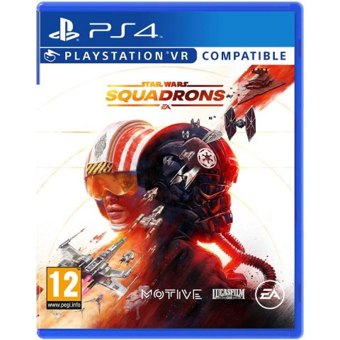 Star Wars Squadrons - PS4 کارکرده