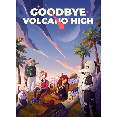 Goodbye Volcano High - PS5