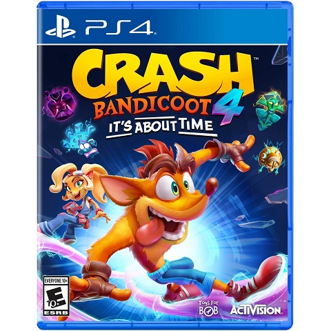 Crash Bandicoot 4 - PS4 کارکرده