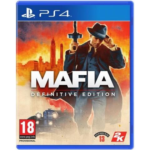 Mafia: Definitive Edition - PS4 کارکرده