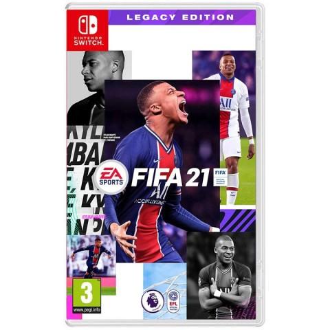 FIFA 21 Standard Edition - Nintendo Switch