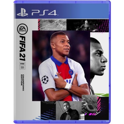 FIFA 21 Champions Edition - PS4 کارکرده
