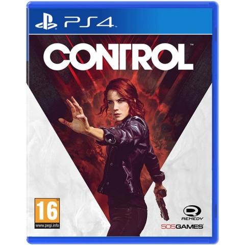 Control - PS4 کارکرده