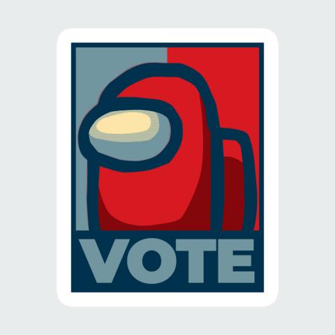 sticker vote