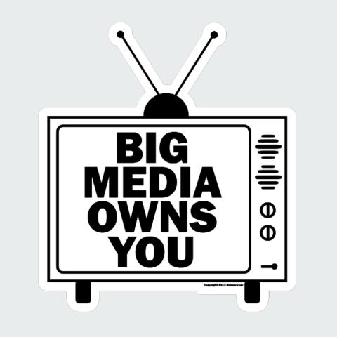 sticker Big Media