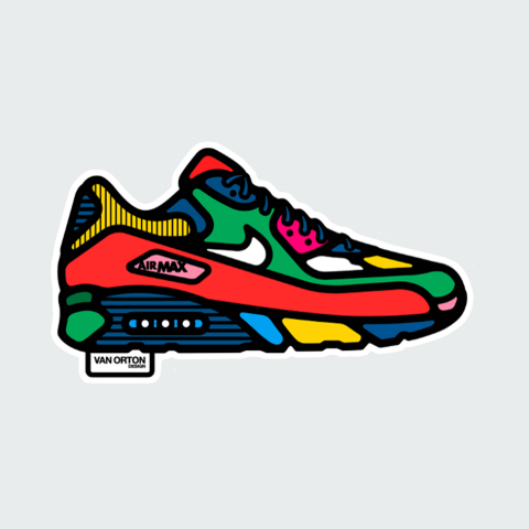 Stickers Nike Airmax