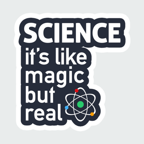 Stickers Science