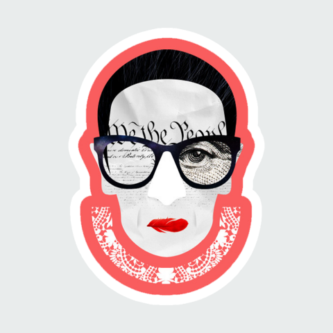 Sticker Women