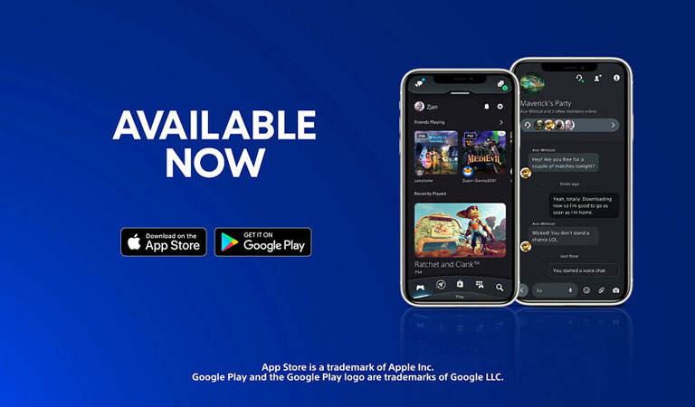 نسخه جدید اپلیکیشن موبایل پلی استیشن در دسترس قرار گرفت