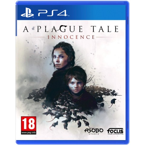 A Plague Tale: Innocence - PS4 کارکرده