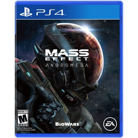 Mass Effect Andromeda - PS4 کارکرده