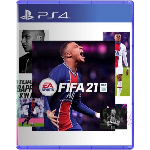 FIFA 21 Standard Edition - PS4 کارکرده
