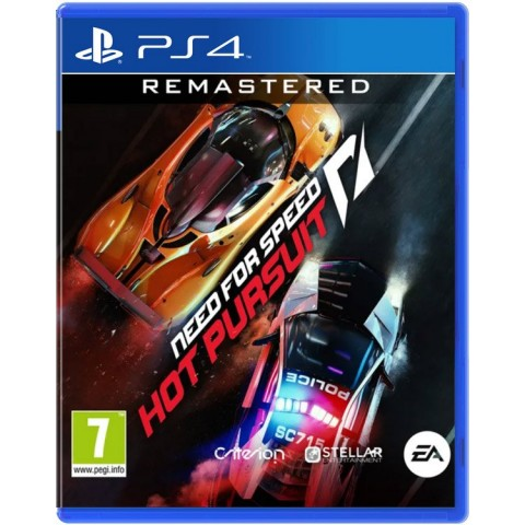 Need for Speed Hot Pursuit Remastered- PS4