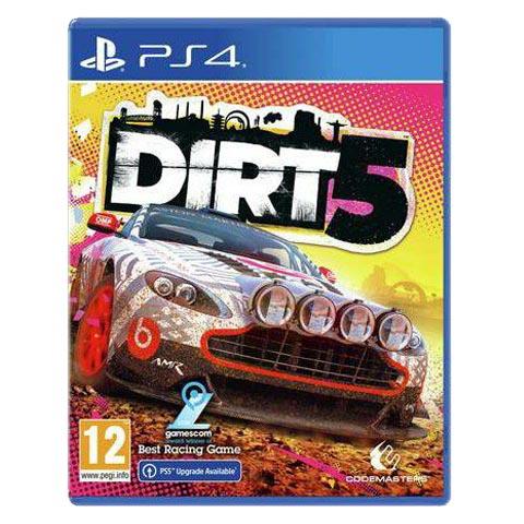 Dirt 5- PS4
