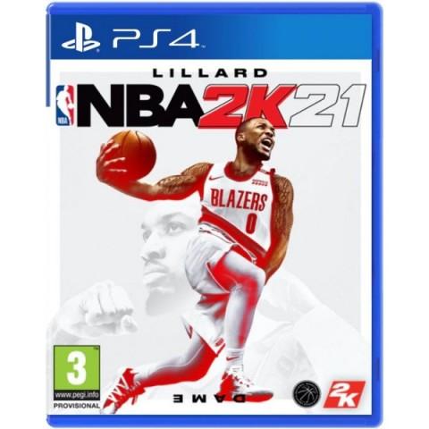 NBA 2K21 - PS4 کارکرده