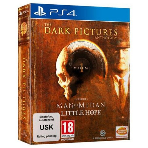 The Dark Pictures Anthology - PS4