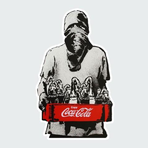 Stickers coca molotov