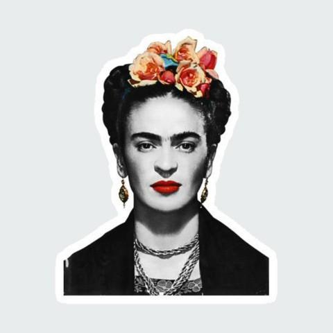 Stickers Frida