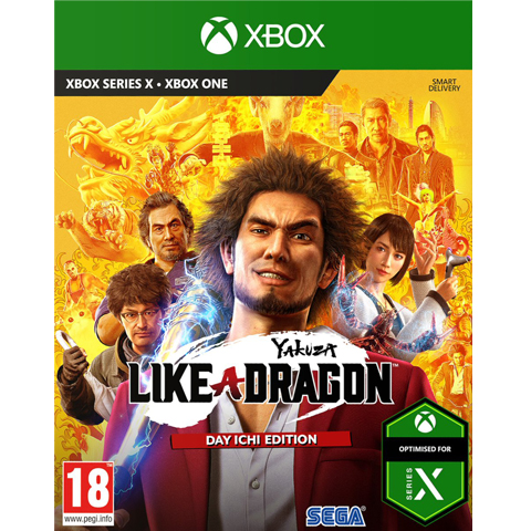 Yakuza: Like a Dragon - XBOX Series X