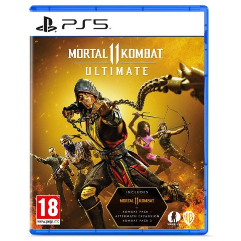 Mortal Kombat 11 Ultimate - PS5