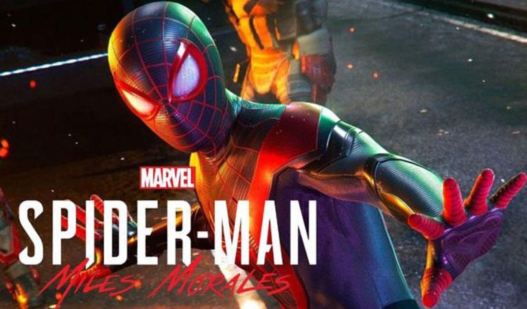 بررسی و راهنمای بازی اسپایدرمن مایلز مورالز  Spider-Man: Miles Morales