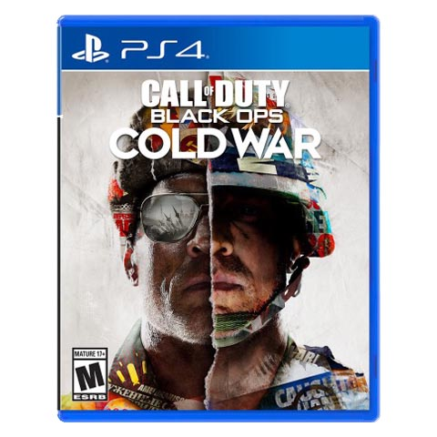 Call of Duty: Black Ops Cold War launches - PS4 کارکرده