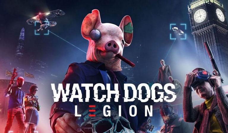 بررسی بازی واچ داگز لژیون watch dogs legion
