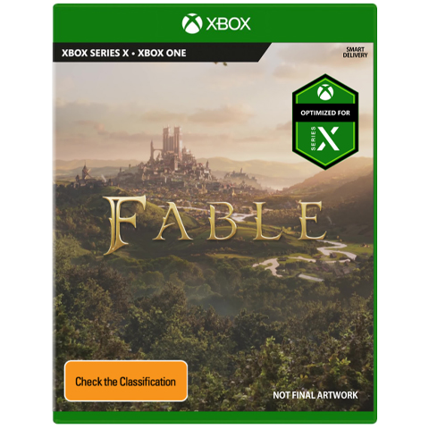 Fable 4 - XBOX Series X