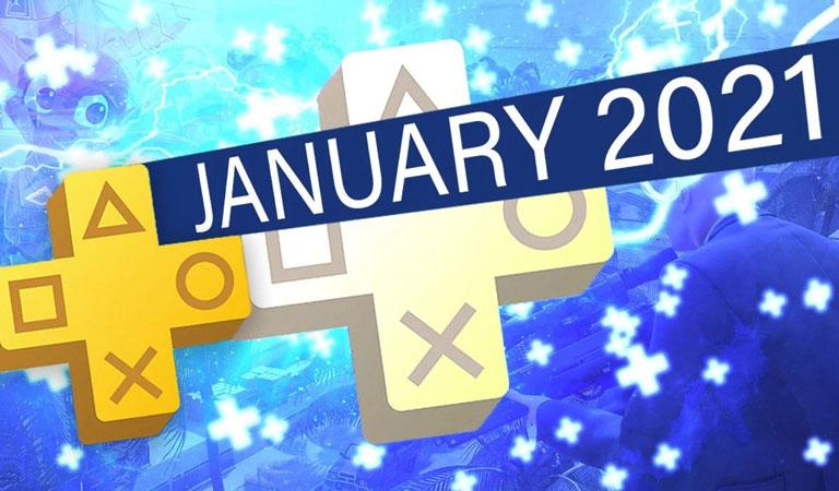 بازیهای رایگان ماه ژانویه سرویس پلی استیشن پلاس معرفی شد
