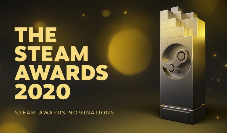 بهترین بازی های سال ۲۰۲۰ استیم آواردز (Steam Awards) معرفی شدند