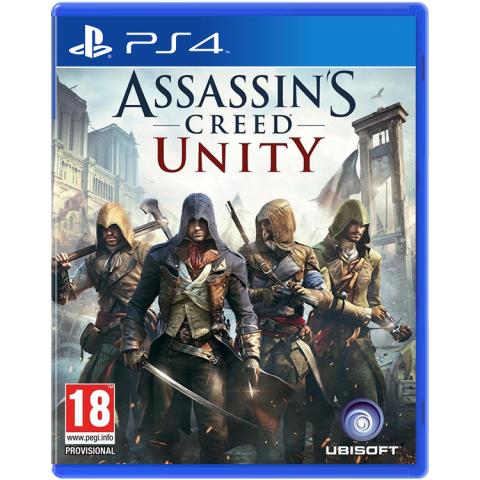 Assassin's Creed Unity- PS4 کارکرده