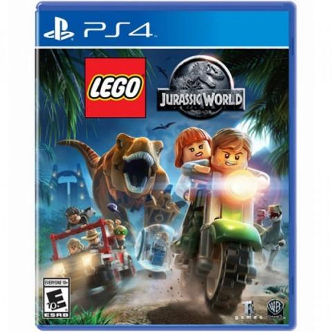 Lego Jurassic World - PS4 کارکرده