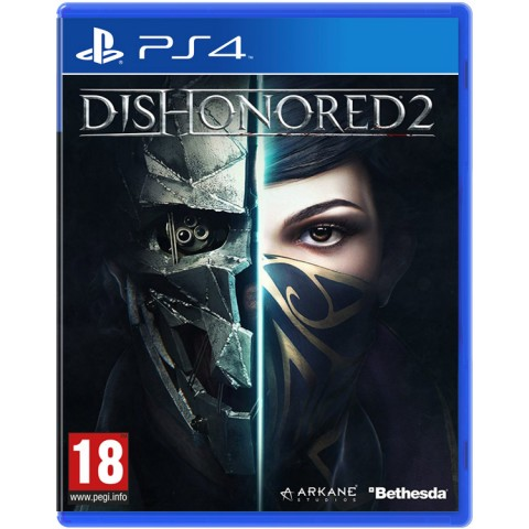 Dishonored 2 - PS4 کارکرده