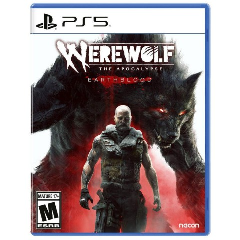 Werewolf: The Apocalypse - Earthblood - PS5