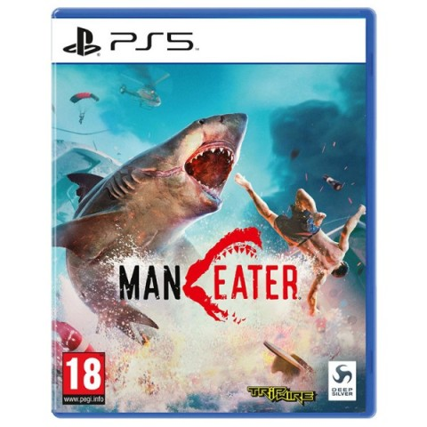 Maneater - PS5 کارکرده