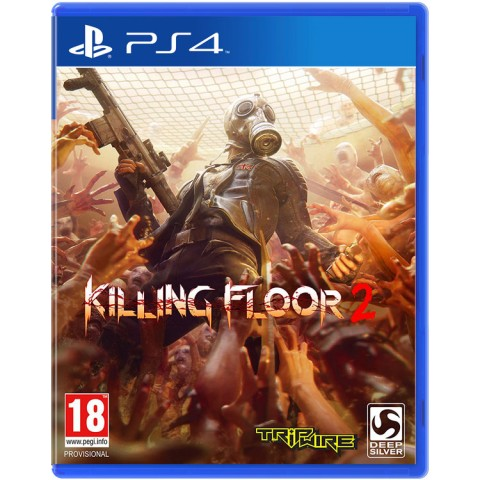 Killing Floor 2 - PS4 کارکرده