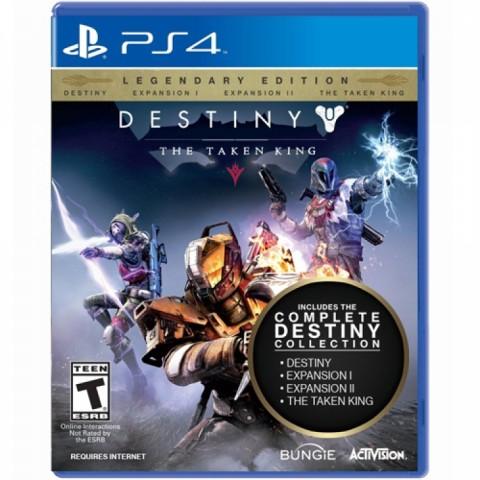 Destiny The Taken King - PS4 کارکرده