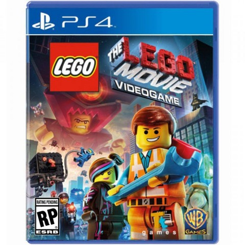 Lego Movie Video Game - PS4 کارکرده