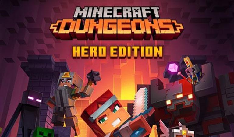 نقد و بررسی بازی Minecraft Dungeons